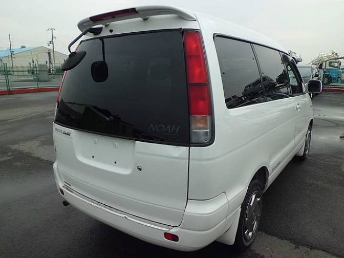 2001 Toyota Townace Noah Sr40g Super Extra Limited For
