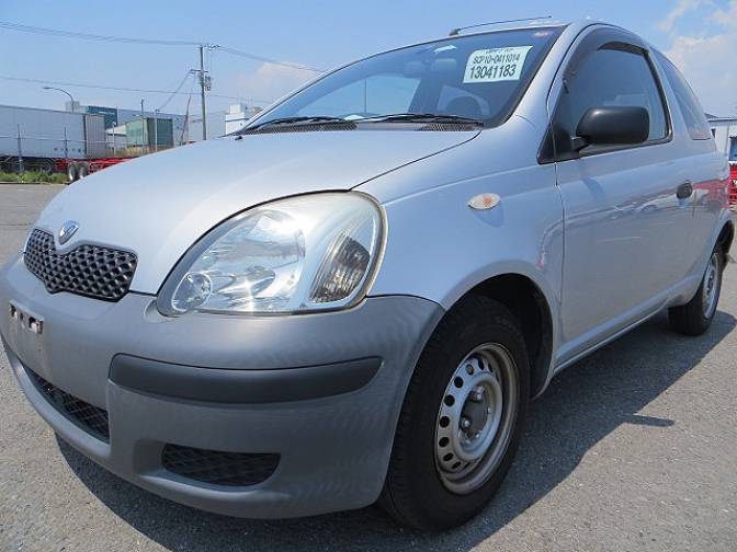 2002 Toyota Vitz Scp10 F For Sale Japanese Used Cars