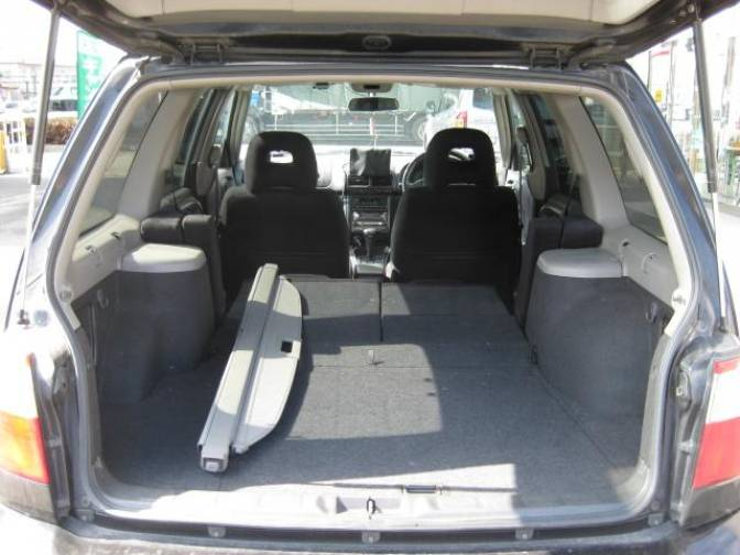 2001 subaru forester sf5 s tb stiii for sale japanese used cars details carpricenet japanese used cars