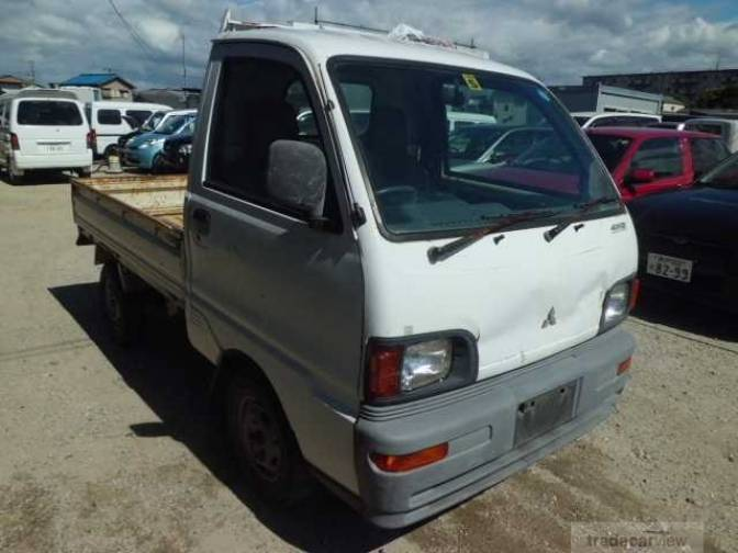 1996 mitsubishi minicab truck u42t mini truck for sale japanese used cars details carpricenet. Black Bedroom Furniture Sets. Home Design Ideas