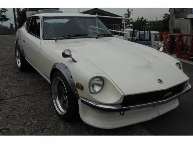 1972 Nissan Fairlady Z 240z For Sale Japanese Used Cars