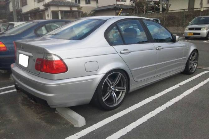 2002 BMW 318i GH-AY20 318i M sports for sale, Japanese ...