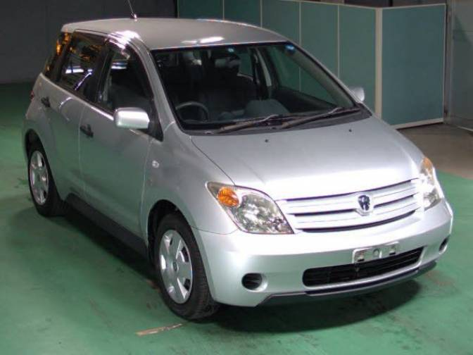 2003 Toyota ist NCP60 1.3F L edition for sale, Japanese ...