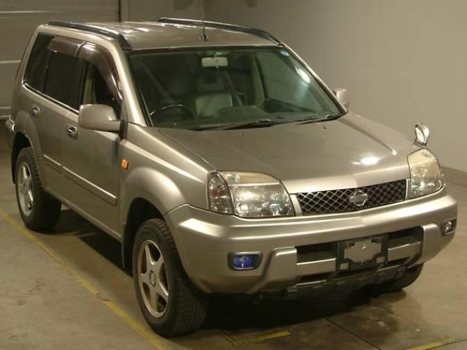 2003 nissan x trail nt30 x for sale japanese used cars details carpricenet. Black Bedroom Furniture Sets. Home Design Ideas