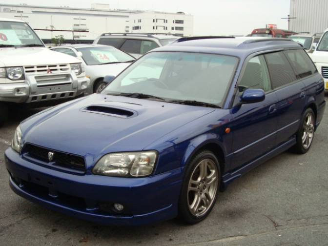2000 7 subaru legacy touring wagon bh5 gt b e tune for sale japanese used cars details. Black Bedroom Furniture Sets. Home Design Ideas