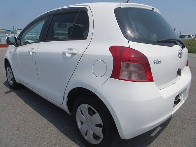 2006 3 Toyota Vitz Ksp90 F For Sale Japanese Used Cars
