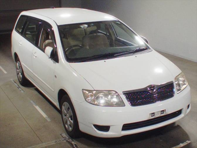 Toyota Corolla Fielder NZE121G X , photo No.62