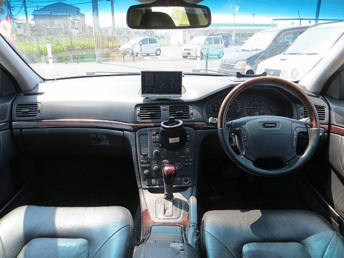 2001 Volvo S80 Tb6304 S80 For Sale Japanese Used Cars Details