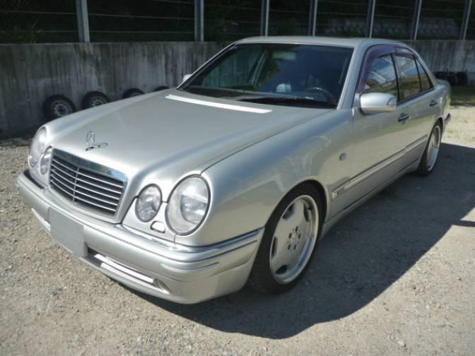 1998 4 mercedes benz e430 e 210070 e430 leather seats for Mercedes benz e430 for sale