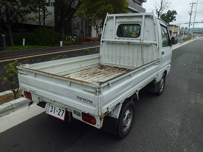 1997 Mitsubishi Minicab Truck U41T-0421086 G for sale