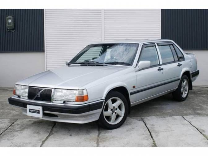 What To Do With Used Car Seats >> 1998 Volvo 940 Classic for sale, Japanese used cars details - CarPriceNet