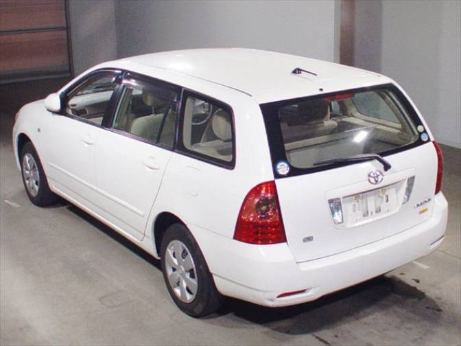 Toyota Corolla Fielder NZE121G X , photo No.63