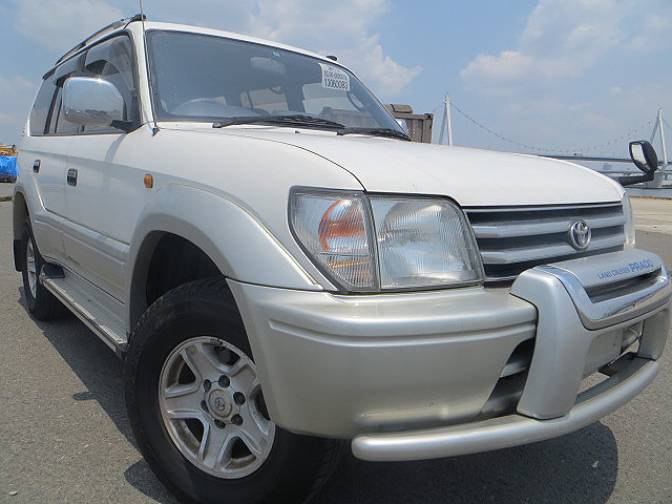 Toyota Land Cruiser Prado RZJ95W 4WD TX LTD  , photo No.63