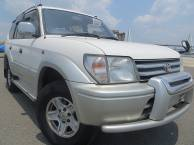 Used  Toyota Land Cruiser Prado RZJ95W 4WD TX LTD  for sale