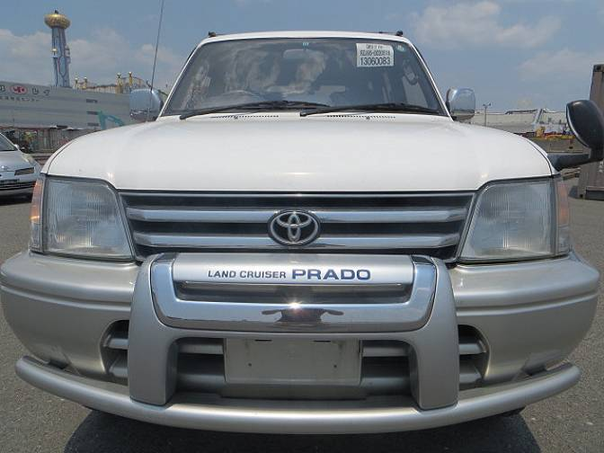 Toyota Land Cruiser Prado RZJ95W 4WD TX LTD  , photo No.64