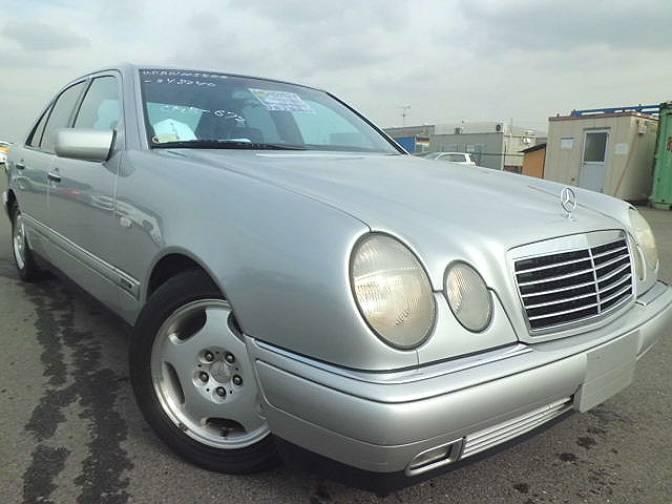 1997 mercedes benz e320 210061 e 320 avantgarde for sale for Mercedes benz 320 price