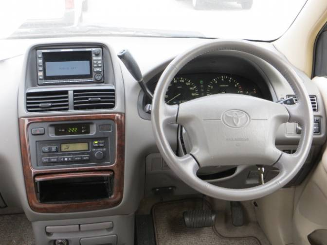 2000 Toyota Gaia Sxm10g L Selection For Sale Japanese