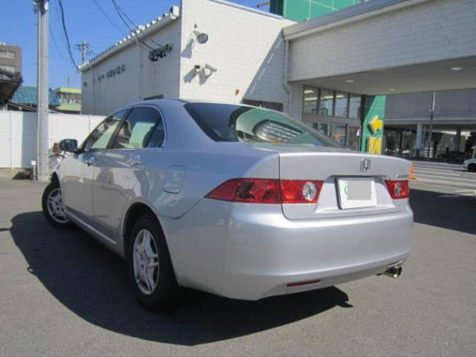 2003 Honda Accord Cl7 20el For Sale Japanese Used Cars Details