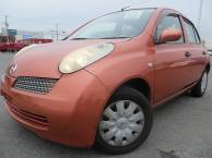 Used Nissan March AK12  12C 70th-2 for sale