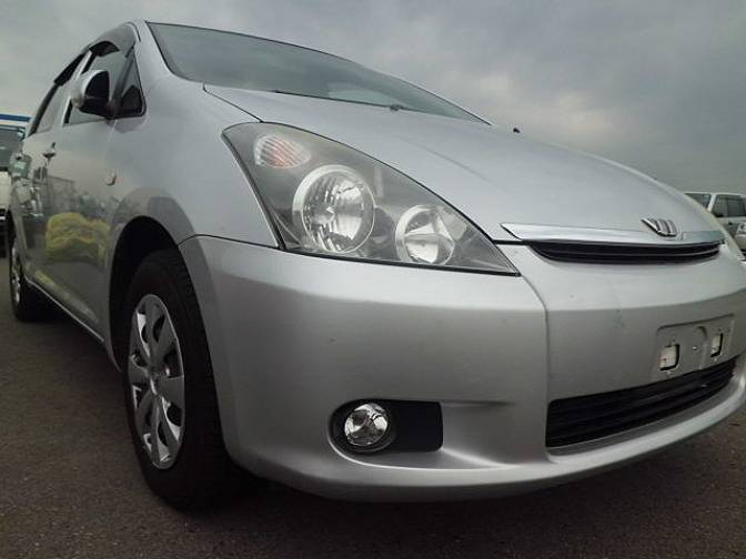 Toyota WISH ZNE10G X , photo No.67