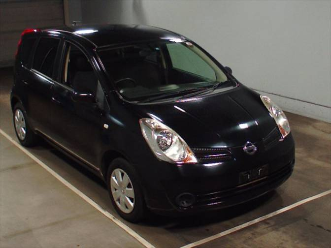2006 8 nissan note e11 15s v package for sale japanese. Black Bedroom Furniture Sets. Home Design Ideas