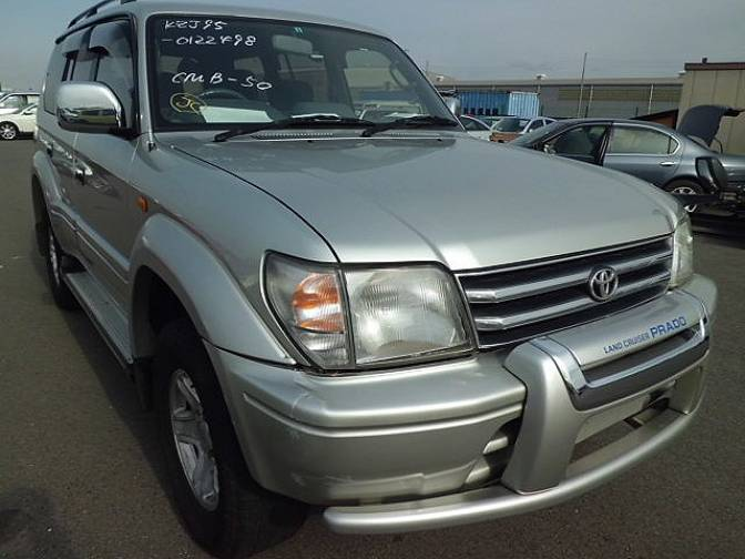Toyota Land Cruiser Prado KZJ95W TX limited Diesel , photo No.67