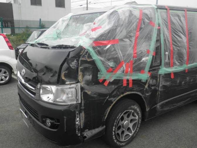 2007 toyota hiace van trh200v long super gl sold out gt other toyota