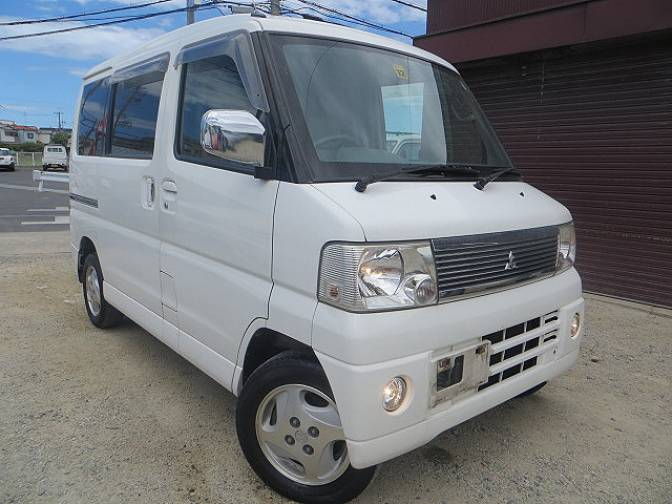 2003 Mitsubishi Town Box U61w X For Sale Japanese Used Cars Details