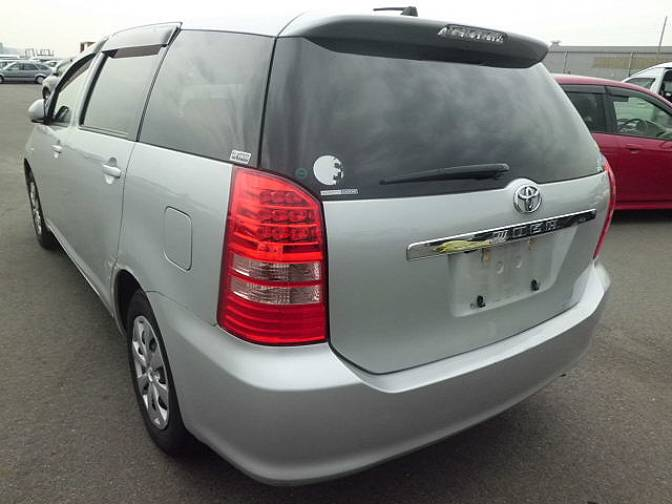 Toyota WISH ZNE10G X , photo No.68