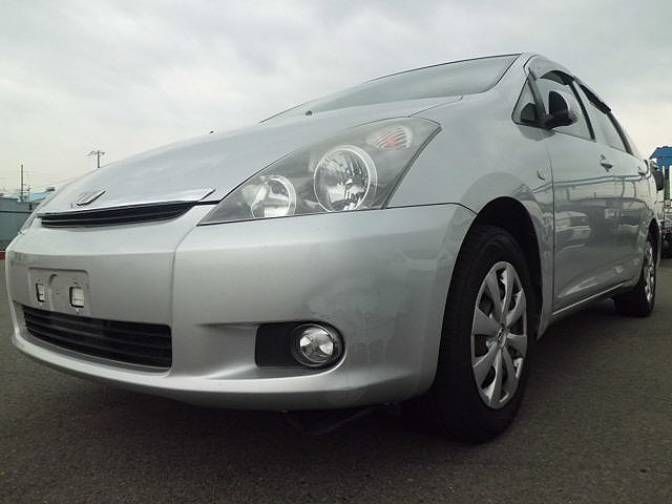 Toyota WISH ZNE10G X , photo No.69