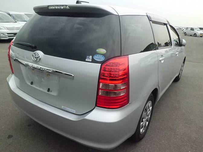 Toyota WISH ZNE10G X , photo No.70