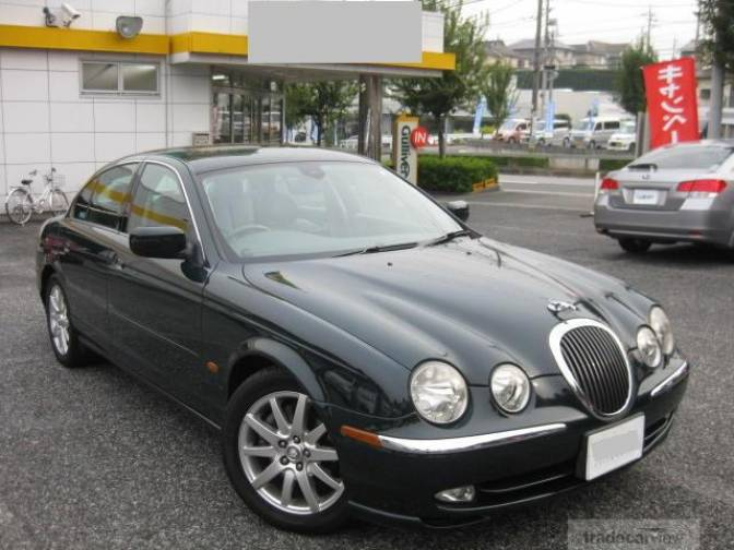 2000 jaguar s type j01ga 4 0v8 for sale japanese used. Black Bedroom Furniture Sets. Home Design Ideas