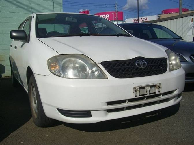 Toyota Corolla TA-NZE121 X Assista Package , photo No.70
