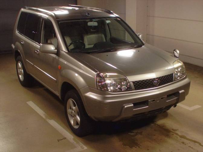 2002 Nissan X Trail T30 X For Sale Japanese Used Cars