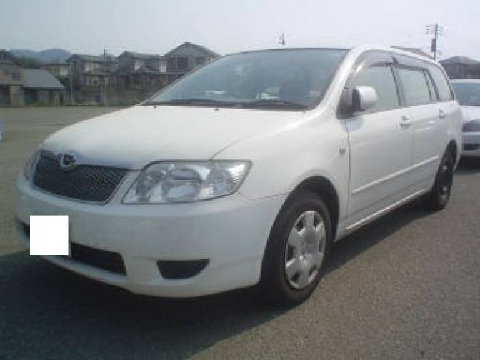 Toyota Corolla Fielder NZE121G X , photo No.71