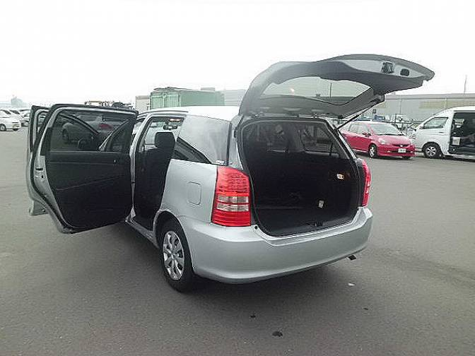 Toyota WISH ZNE10G X , photo No.71