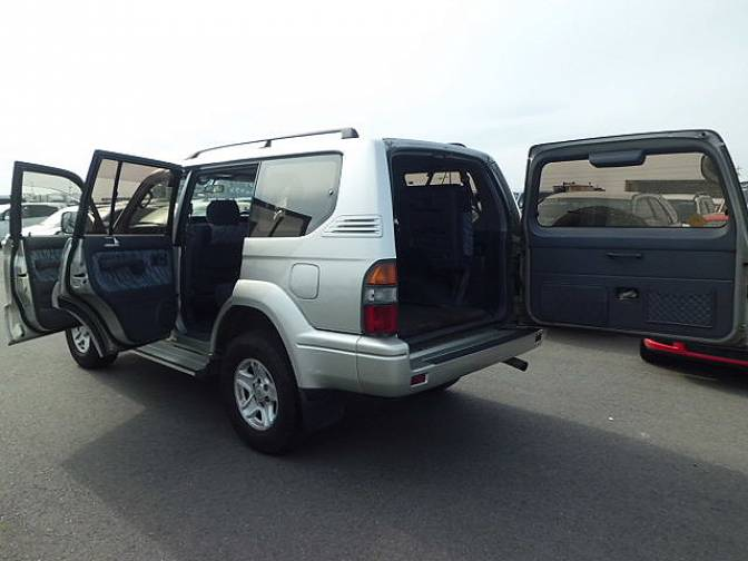 Toyota Land Cruiser Prado KZJ95W TX limited Diesel , photo No.71