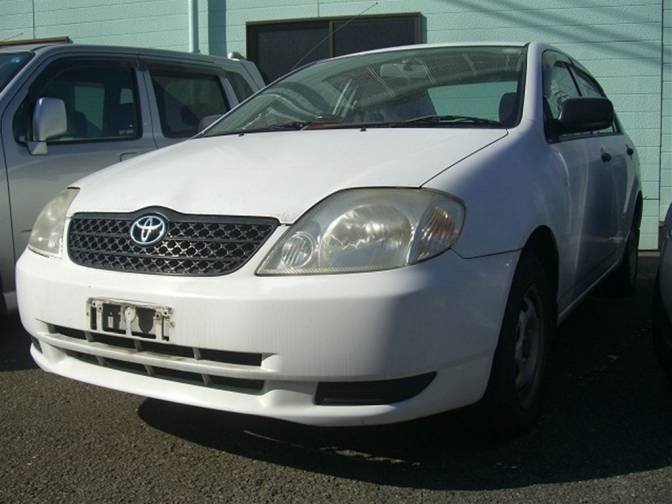 Toyota Corolla TA-NZE121 X Assista Package , photo No.71