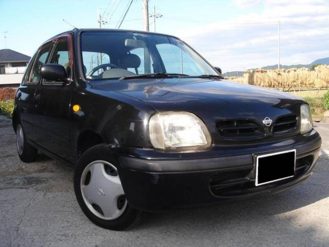 1998 nissan march k11 for sale japanese used cars details carpricenet. Black Bedroom Furniture Sets. Home Design Ideas