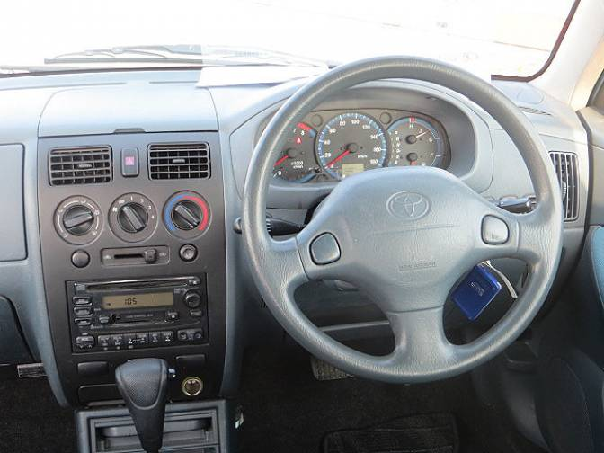 2002/3 Toyota Duet M111A V for sale, Japanese used cars details