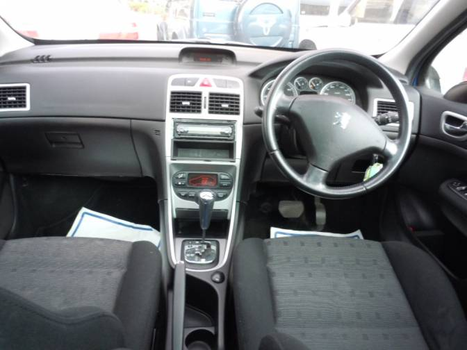 2004/10 Peugeot 307 3EHRFN 307 SW Panoramic roof for sale, Japanese ...