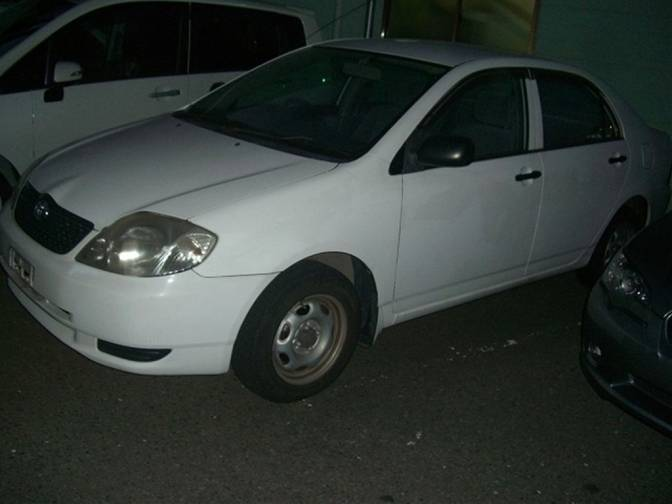 Toyota Corolla TA-NZE121 X Assista Package , photo No.72