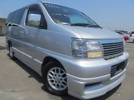 Used Nissan Elgrand ALE50  Rider for sale