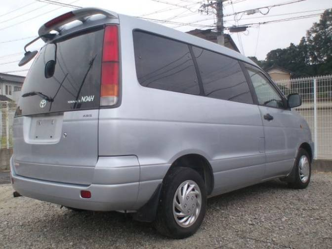 2002 toyota townace van gl used caryamakatsu co ltd 81 52 4330010