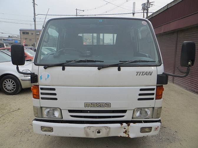 Mazda Titan WGSAT W cab , photo No.74