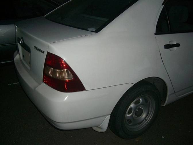 Toyota Corolla TA-NZE121 X Assista Package , photo No.74