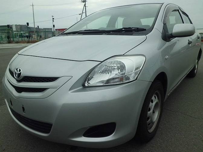 2007 Toyota Belta Scp92 X 1300cc For Sale Japanese Used Cars