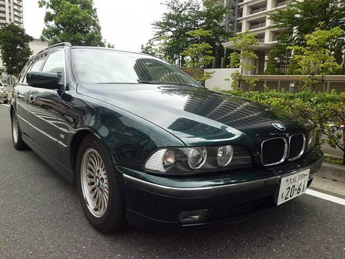 1997 bmw 528i wbadh62 x for sale japanese used cars details carpricenet. Black Bedroom Furniture Sets. Home Design Ideas