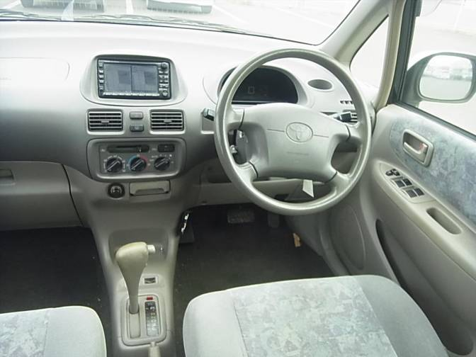 1999 Toyota Corolla Spacio Ae111n V Package For Sale