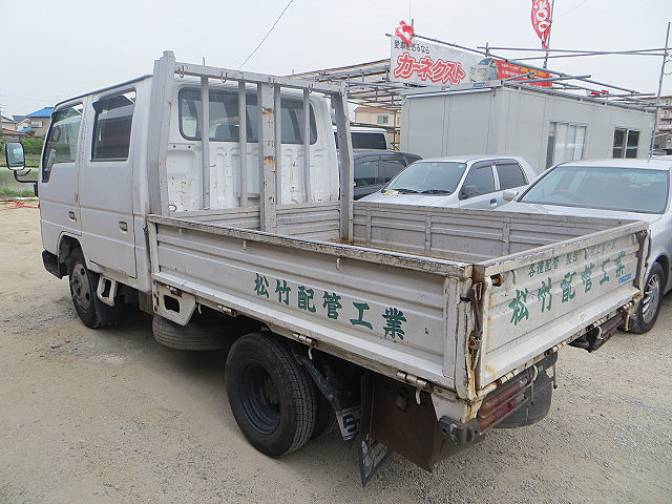 Mazda Titan WGSAT W cab , photo No.76